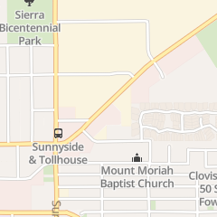 Directions for Dynamic Plumbing in Clovis, CA 1465 Tollhouse Rd Ste 107