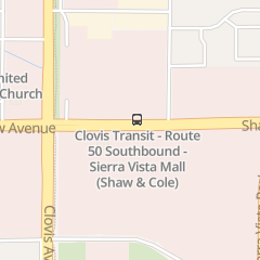 Directions for Starbucks in Clovis, CA 1020 Shaw Ave # A