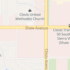 Directions for George's Place in Clovis, CA 610 Shaw Ave