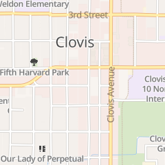 Directions for Cook Heryford & Associates in Clovis, CA 541 Bullard Ave
