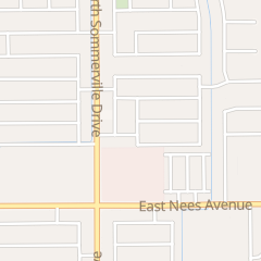 Directions for A-1 Taxi Cab in Fresno, CA 8155 N Garden Ave