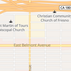 Directions for D & B Plumbing Inc. in Fresno, CA 4619 E White Ave