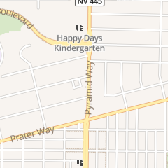 Directions for Hartmann & Associates in Sparks, NV 943 Pyramid Way