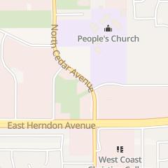 Directions for BELLA PASTA II in Fresno, CA 7033 N Cedar Ave