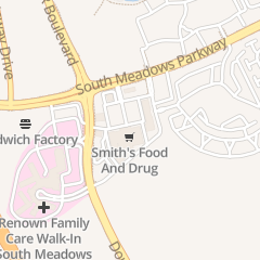 Directions for Smith's - Pharmacy in Reno, NV 750 S Meadows Pkwy