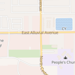 Directions for Anesthesia Consultants of Fresno in Fresno, CA 7417 N Cedar Ave