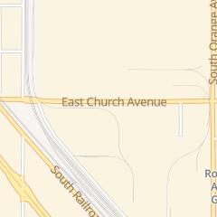 Directions for Yosemite Linen Supply Inc in Fresno, CA 3330 E Church Ave