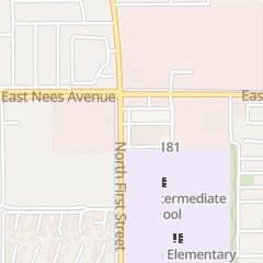 Directions for Regency Cleaners in Fresno, CA 7718 N 1st St