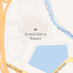 Directions for Spa at Grand Sierra Resort in Reno, NV 2500 E 2nd St