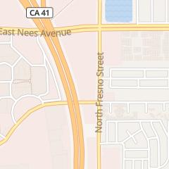 Directions for Cali Fresh Fruit Assoc in Fresno, CA 7647 N Fresno St