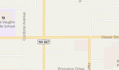 Directions for Vassar Lounge in Reno, NV 1545 Vassar St