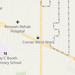 Directions for Corner Minit Mart in Reno, NV 1775 Mill St