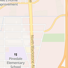 Directions for D & L Floral CO in Fresno, CA 7280 N Blackstone Ave