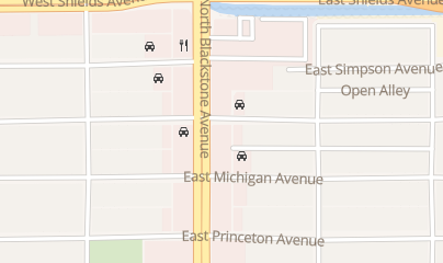 Directions for Most Wanted Tattoo in Fresno, CA 2940 N Blackstone Ave