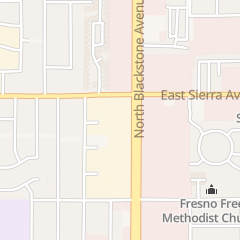 Directions for Five Star Auto Repair in Fresno, CA 6351 N Blackstone Ave