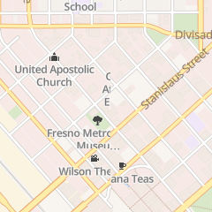 Directions for Valleypbs - Membership in Fresno, CA 1544 Van Ness Ave