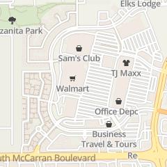 Directions for Walmart - Reno in Reno, NV 4855 Kietzke Ln