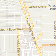 Directions for Forty Mile Saloon in Reno, NV 1495 S Virginia St