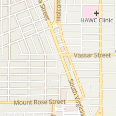 Directions for Chapel Tavern in Reno, NV 1099 S Virginia St