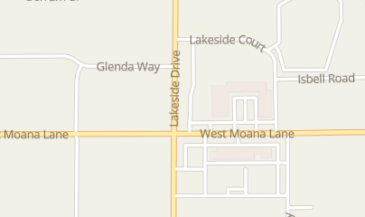 Directions for Ben's Fine Wine & Spirits in Reno, NV 3480 Lakeside Dr
