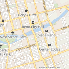 Directions for SILVER LEGACY RESORT CASINO in RENO, nv