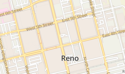 Directions for Shooter's Saloon in Reno, NV 434 N Virginia St