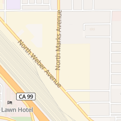 Directions for Pafco Inc in Fresno, CA 3188 N Marks Ave