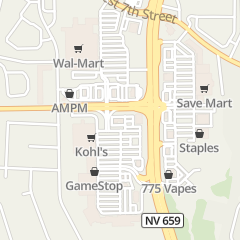 Directions for Fast Smog in Reno, NV 5130 Mae Anne Ave