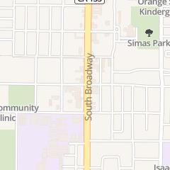 Directions for Tanglz Salon in Santa Maria, CA 801 S Broadway Ste 11