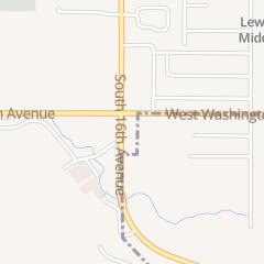 Directions for Ding Ho Restaurant in Yakima, WA 1502 W Washington Ave