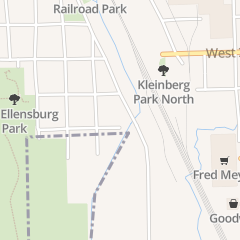 Directions for Columbia Plateau Inc in Ellensburg, WA 105 n Railroad Ave
