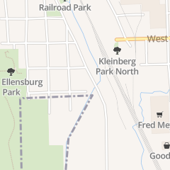 Directions for Bledsoe & Sons Gutters and Sheet Metal in Ellensburg, WA 105 N Railroad Ave