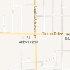 Directions for ABBY'S LEGENDARY MENU in YAKIMA, WA 4804 TIETON DR