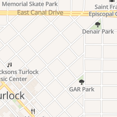 Directions for Gomez Axel B Law Office in Turlock, CA 600 E Main St