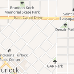 Directions for Ramsin K. Davoud Dds in Turlock, CA 622 E Olive Ave