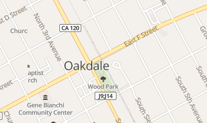 Directions for H-B Saloon in Oakdale, CA 401 E F St