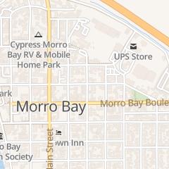 Directions for Strandz Salon & Spa in Morro Bay, CA 895 Napa Ave