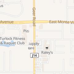 Directions for Starbucks Coffee in Turlock, CA 3000 Geer Rd