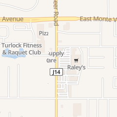 Directions for Aj's Cafe & Grill in Turlock, CA 2800 Geer Rd