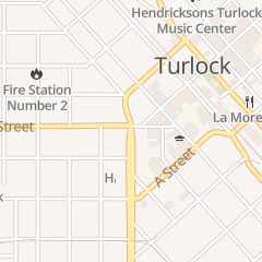 Directions for Morelli Law in Turlock, CA 202 W Main St Ste 201