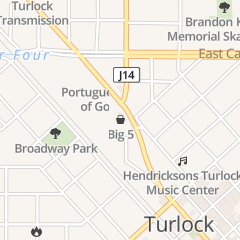 Directions for Big 5 Sporting Goods in Turlock, CA 599 N Golden State Blvd