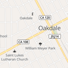 Directions for Corner Cafe in Oakdale, CA 110 E F St