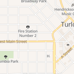 Directions for Round Table Pizza in Turlock, CA