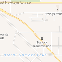 Directions for AUTO KONNECTIONS in Turlock, CA 1125 N Golden State Blvd Ste 1