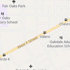 Directions for La Costa Taqueria in Oakdale, CA 1206 W F St