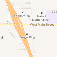 Directions for Burger King in Turlock, CA 1610 W Main St