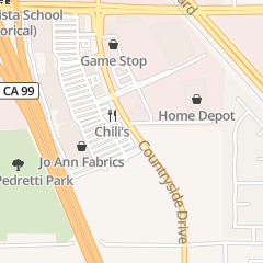 Directions for Chili's in Turlock, CA 2801 Countryside Dr