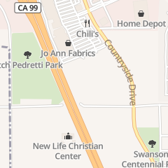 Directions for Dick's Sporting Goods in Turlock, CA 2711 Countryside Dr