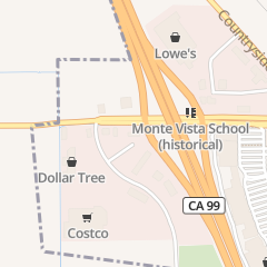 Directions for Sonic in Turlock, CA 3400 W Monte Vista Ave