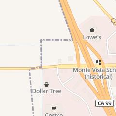 Directions for El Rosal in Turlock, CA 3401 W Monte Vista Ave